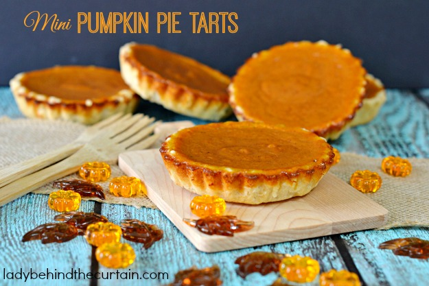 tarts our mini pumpkin tarts in recipes pumpkin pie mini tarts into ...
