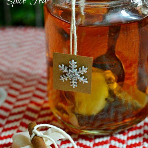 DIY Earl Grey Spice Tea