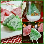 Homemade Christmas Gumdrops