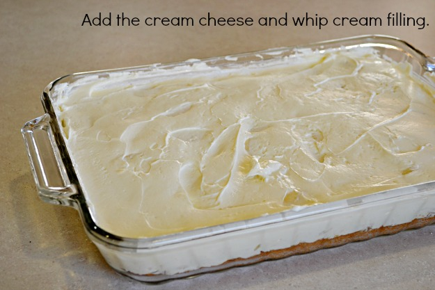 Recipe for Banana Cream Pie Bars - Lady behind The Curtain