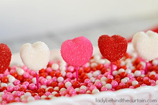 5 Minute Marshmallow Candy Treats