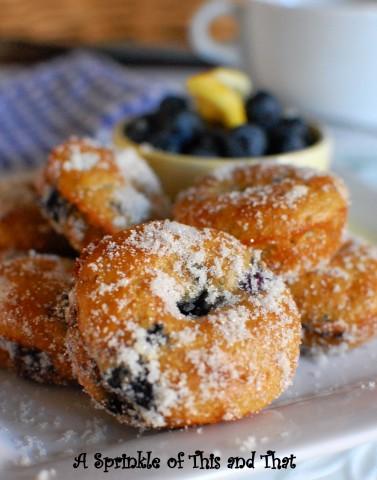 lighter lemon blueberry donuts-001