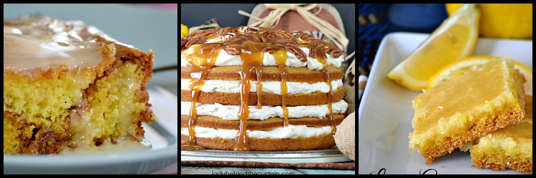 Pumpkin Gooey Butter Cake Refrigerate