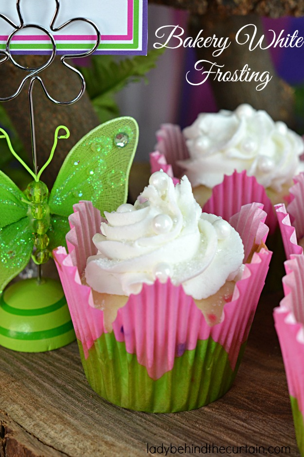 how to make bakery frosting