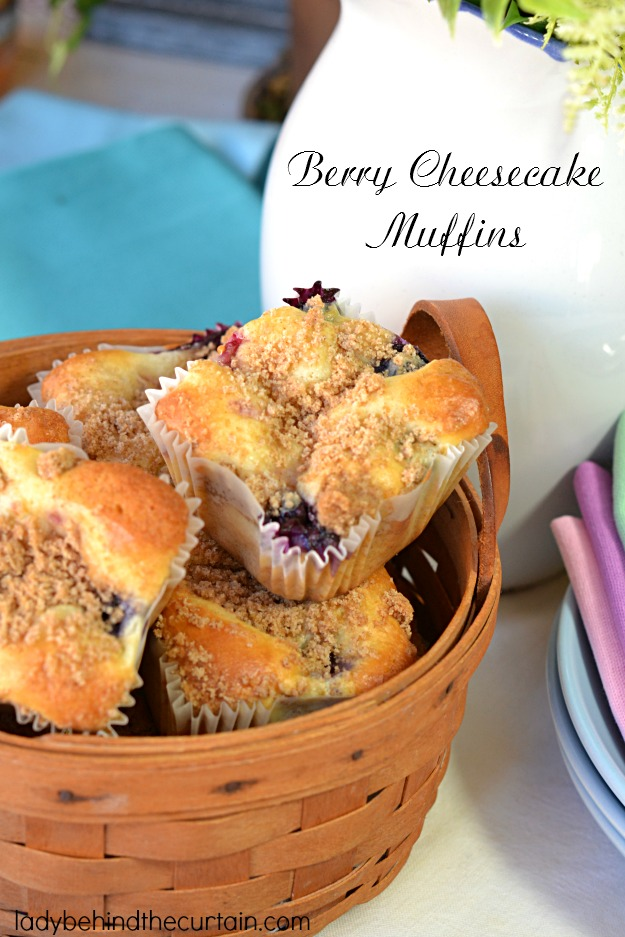 Berry-Cheesecake-Muffins-Lady-Behind-The-Curtain