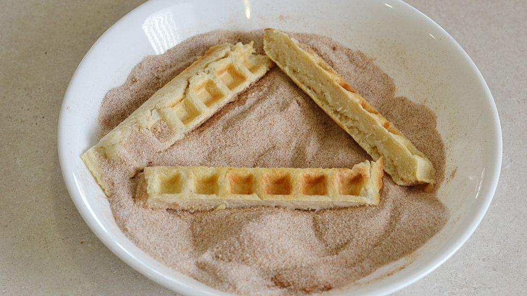 Churro Waffle Sticks