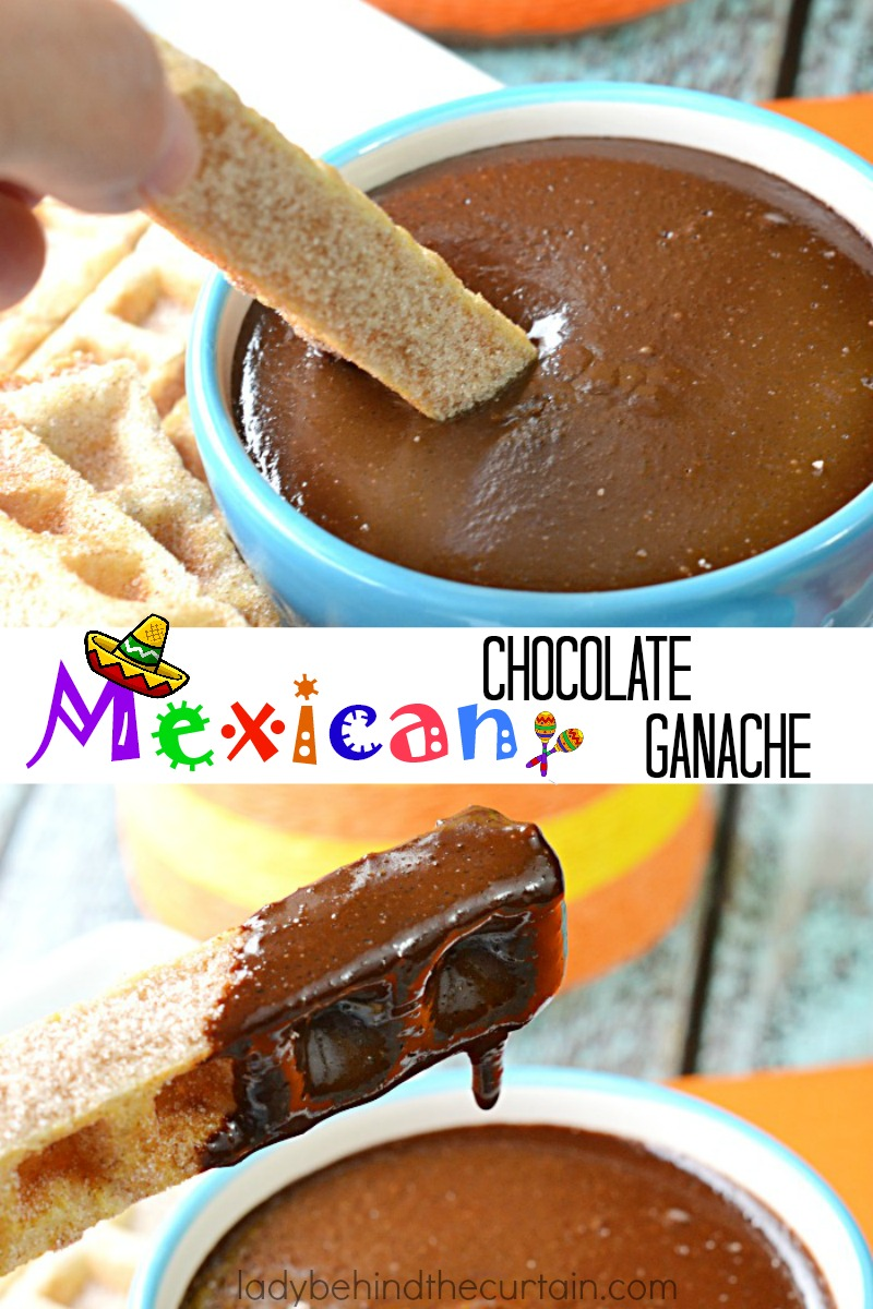 Mexican Chocolate Ganache