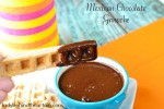 Mexican Chocolate Ganache - Lady Behind The Curtain