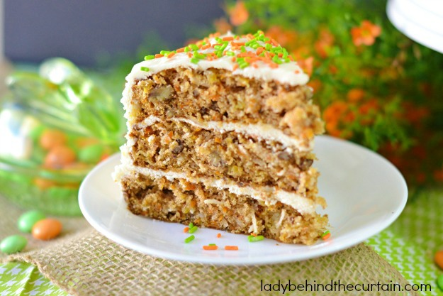 Carrot Cake Recipe With Coconut Oil