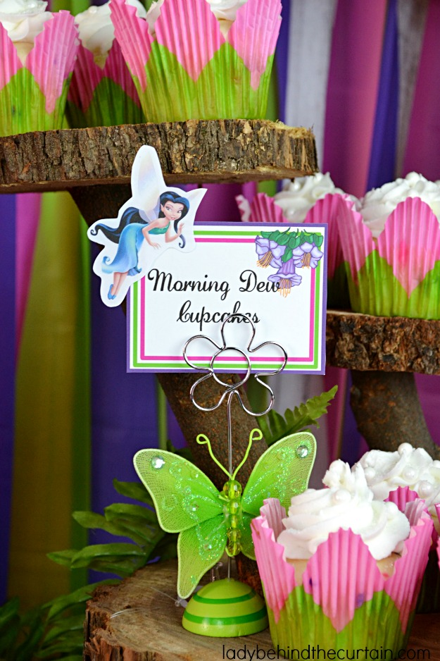 Tinker Bell Woodland Party - Lady Behind The Curtain 1