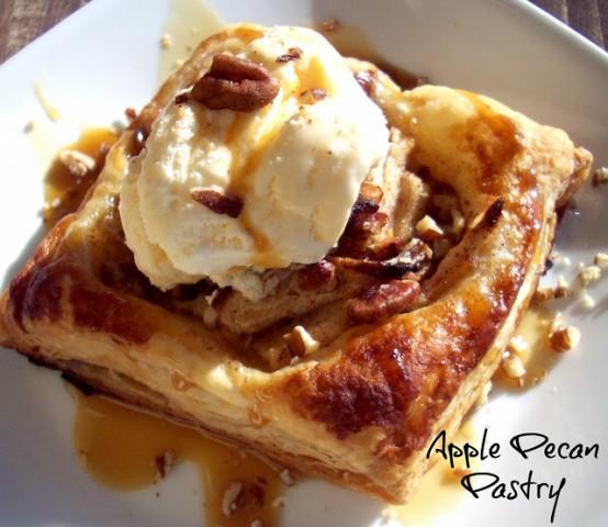 Apple-Pecan-caramel-Pastry-shop