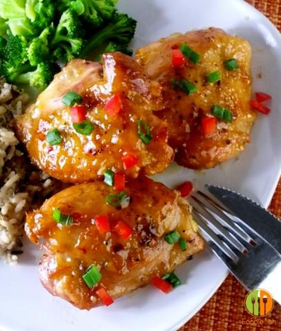 Citrus-Glazed-Chicken-Thighs