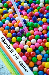 A find it game that older kids and younger kids will equally enjoy. Perfect for your next birthday party.