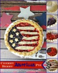 This Cherry Berry American Pie shouts stars and strips forever! Two favorite pies combined into one delicious All American Pie.