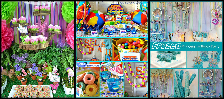 Bubble Gum Birthday Party Ideas