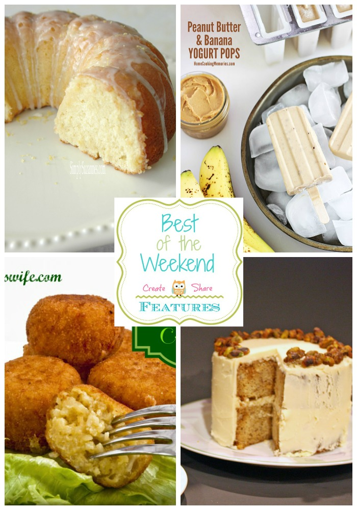 Best of the Weekend Features