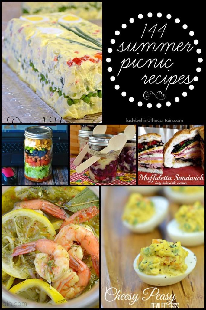 144 Summer Picnic Recipes