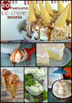 20 Fantastic Ice Cream Recipes