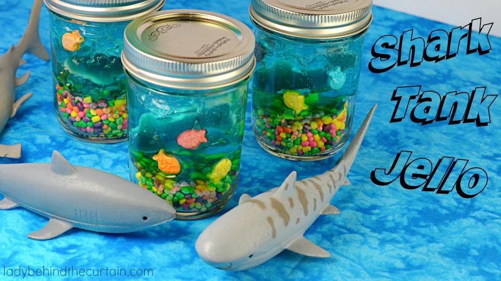 Shark Tank Jello