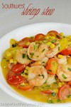 Southwest Shrimp Stew