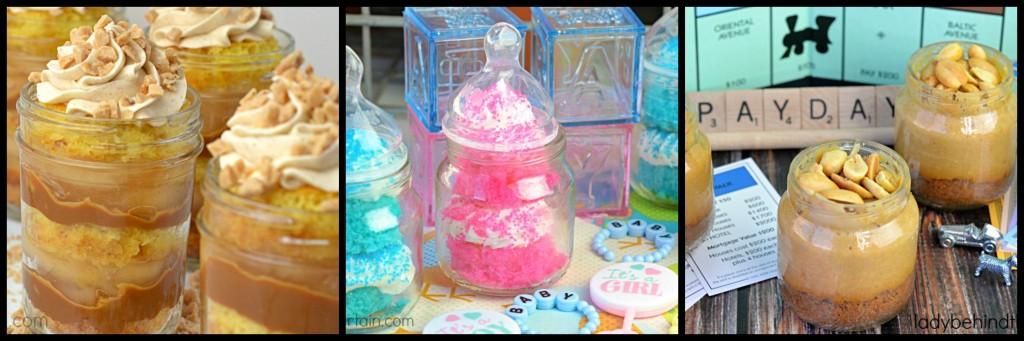 deserts in a jar