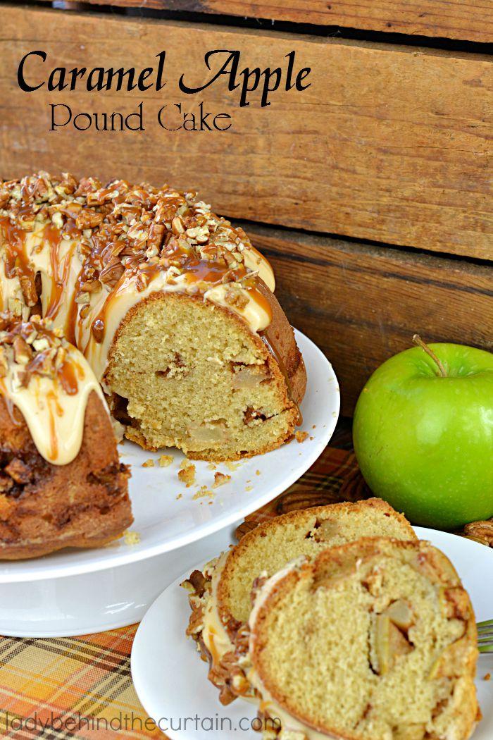 Caramelized Apple Pound Cake Starbucks Recipe