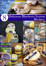 8 Delicious Blueberry Lemon Recipes