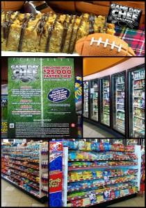 Tailgate Granola Sticks and The Game Day Chef Challenge Plus Giveaway!