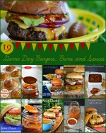 19 Game Day Burgers, Buns and Sauces