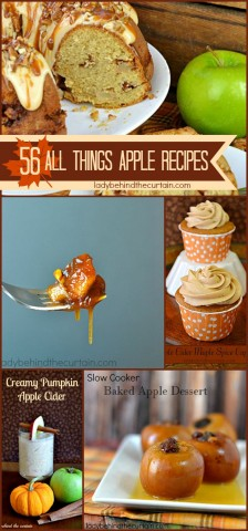 56 All Things Apple Recipes