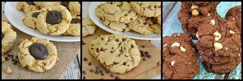 Cake Mix Cookies 9