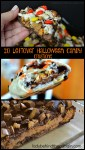 20 Leftover Halloween Candy Creations
