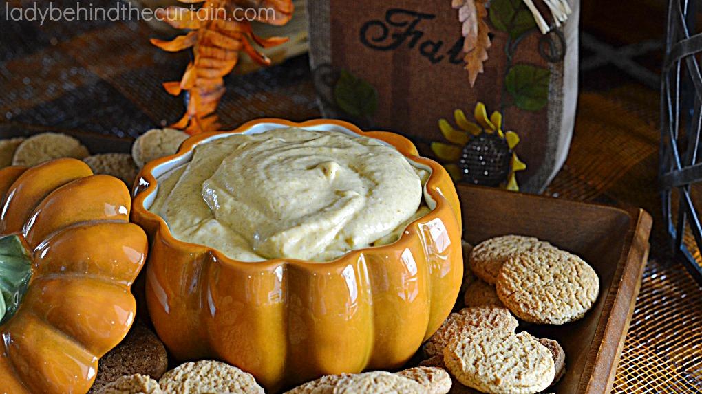 Pumpkin Marshmallow Dip
