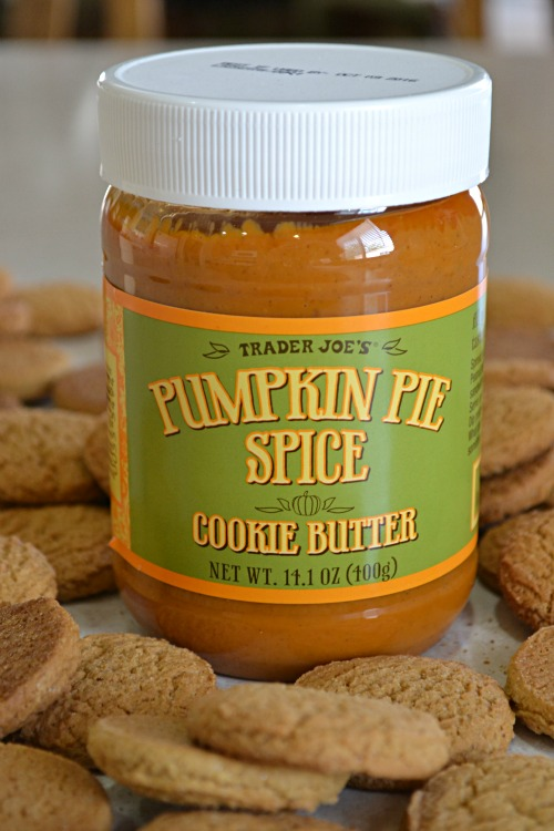 Pumpkin Spice Cookie Butter Fudge | This fudge brings pumpkin pie to a whole other level.