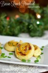 Ranch Pinwheel Appetizers | An easy appetizer that can be put together in minutes!