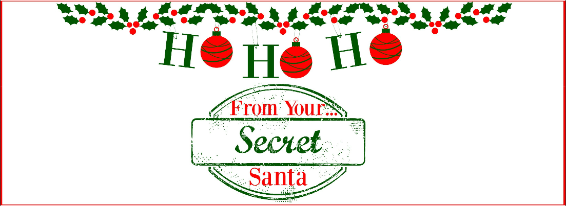 Secret Santa Label 2-2
