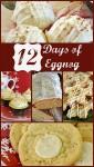 12 Days of Eggnog