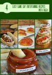 Four Easy Game Day Entertaining Recipes with Ragu®