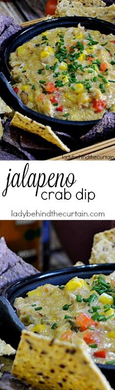 Jalapeno Crab Dip 4