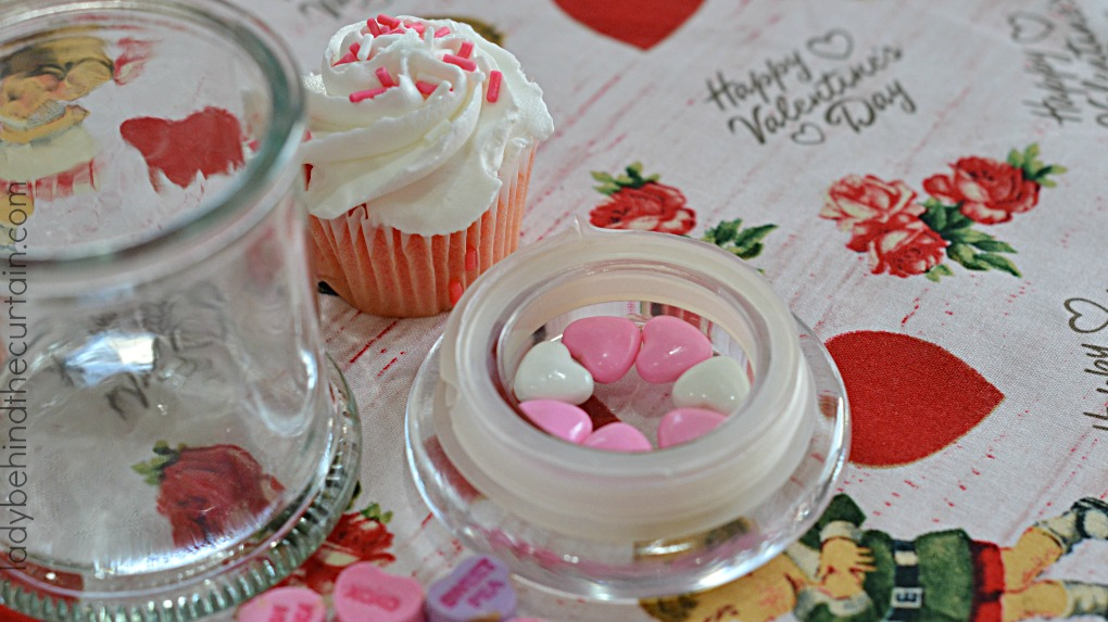 Valentine S Day Cupcake Party Favor