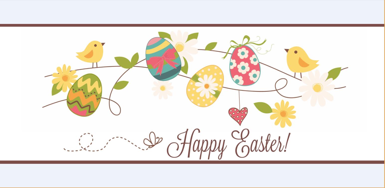 Easter Basket Treats Label 1