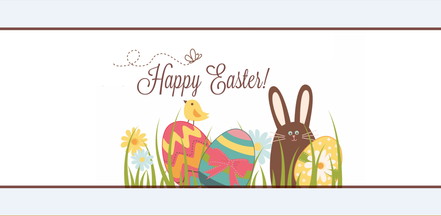 Easter Basket Treats Label 2