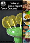 85 Recipes for Cinco de Mayo and Summer Entertaining | Oh My Gosh these are the best recipes EVER! Especially #25!