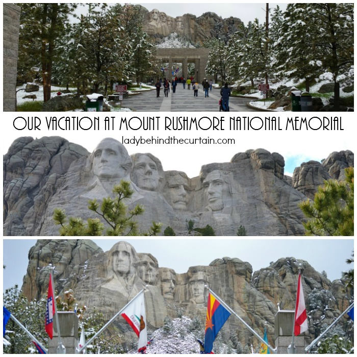 Our Vacation at Mount Rushmore National Memorial | This was by far the BEST vacation we've EVER had!