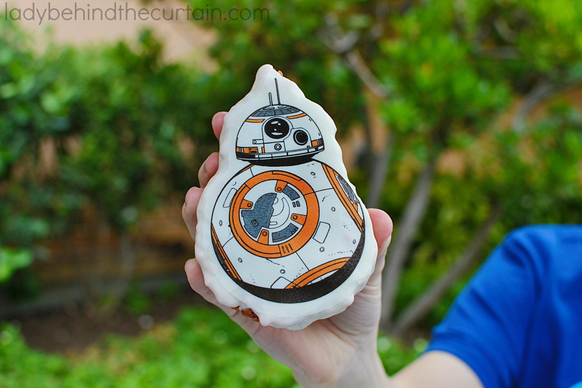 Star Wars Season of the Force Food at Disneyland