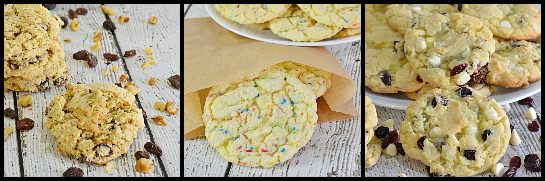 Cake Mix Cookies 8