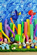 Finding Dory Coral Reef Party Centerpiece