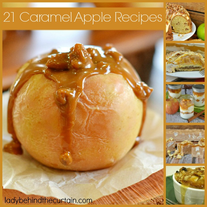 21 Caramel Apple Recipes
