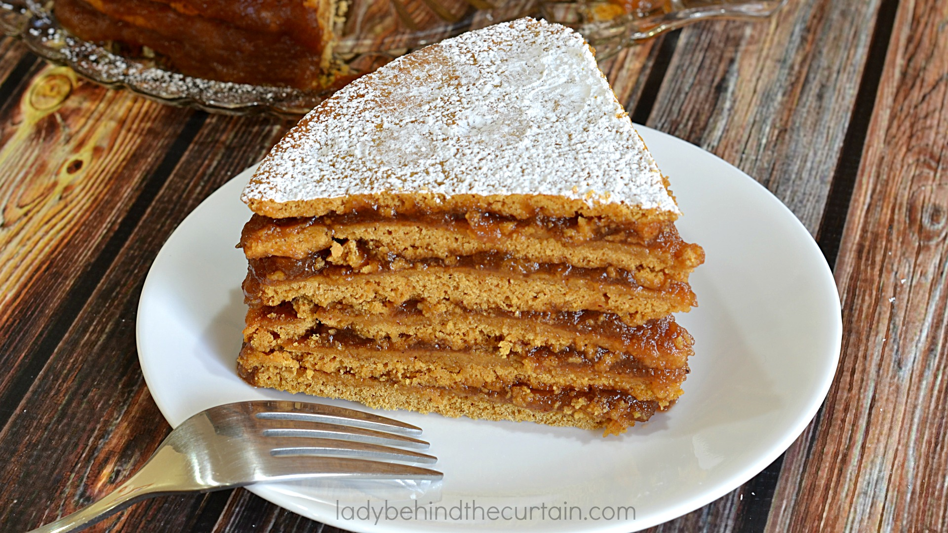 Old Fashioned Jam Cake Recipe With Buttermilk