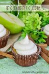 Spiced Apple Cupcakes | Kick off the Fall with the best apple cupcakes! With lots of Fall spices, shredded apples and a creamy delicious cinnamon cream cheese frosting.